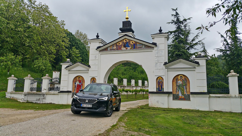 Seat SUV Fruska-Gora